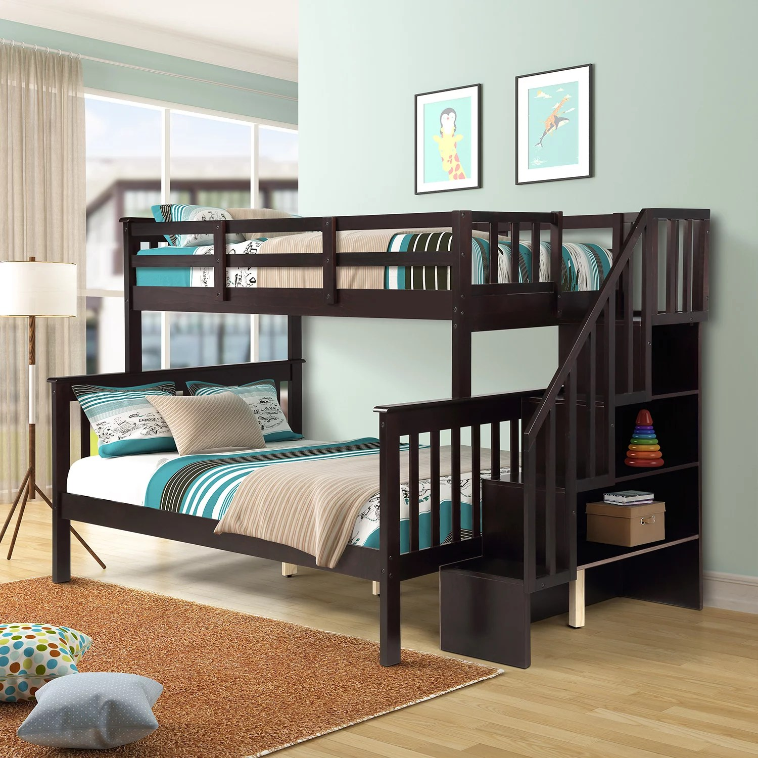 Space Saving Bunk Bed Novocom Top