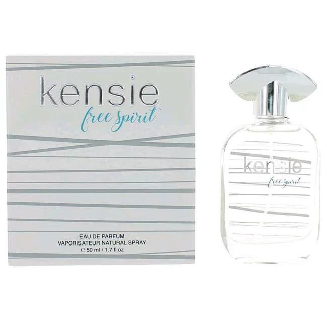Kensie Free Spirit Women's Eau De Parfum Spray, 1.7 Fl. Oz.