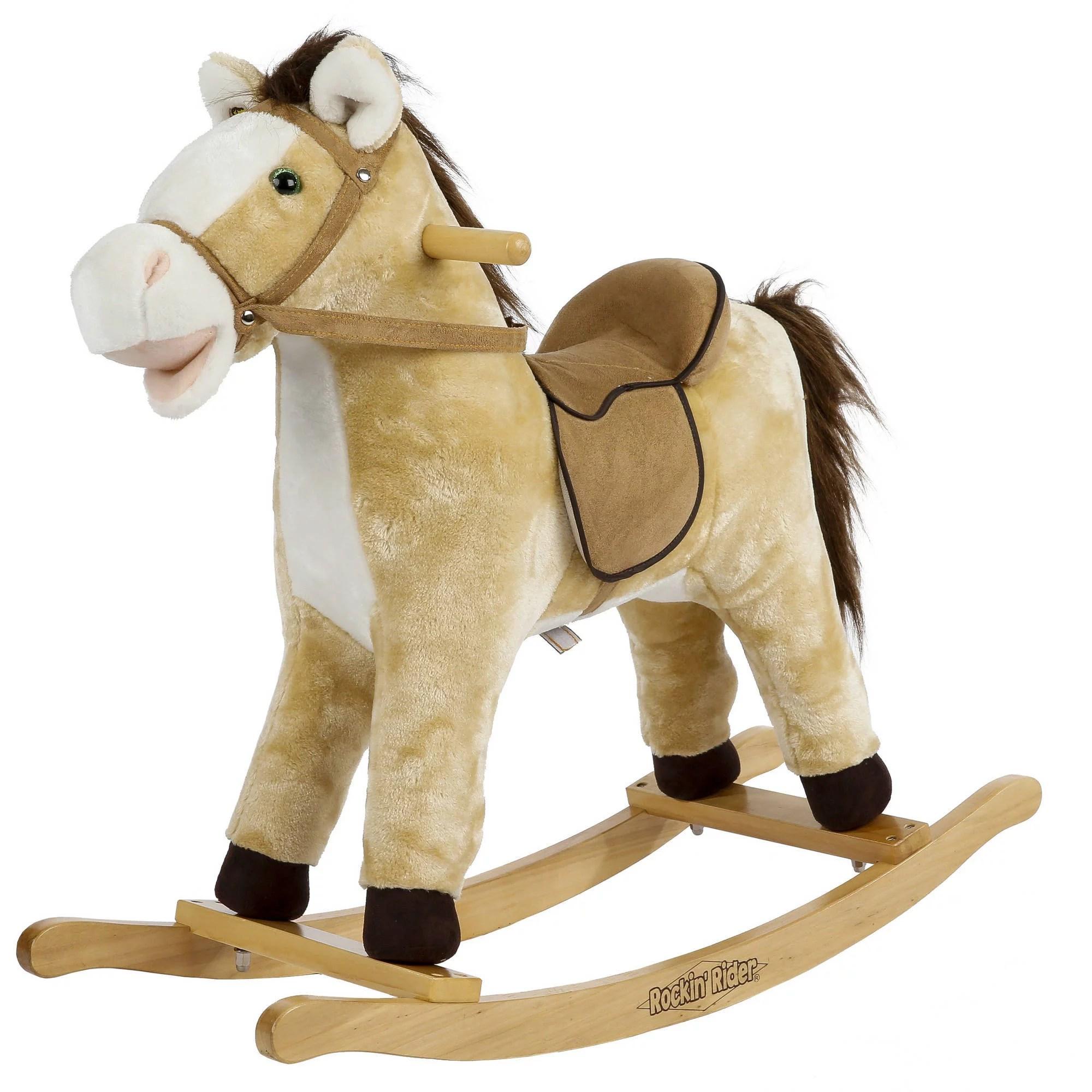 Walmart Flyer Horse Rocking Radio Interactive