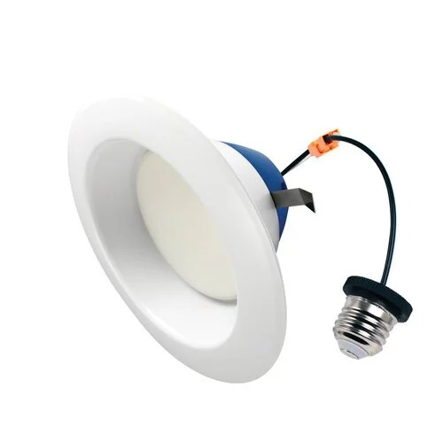 cree lighting 6 inch led retrofit downlight 100w equivalent 1100 lumens dimmable cool white 4000k 50 000 hour rated life 1 pack