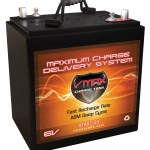 Vmax Xtr6 235 6 Volt 235ah Agm Deep Cycle Group Gc2 Battery For Golf Carts Walmart Com Walmart Com