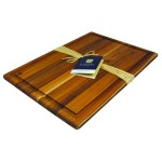 20 X 14 20 X 14 Madeira Products 1023 Teak Edge Grain Madeira Cutting And Carving Board Cutting Boards