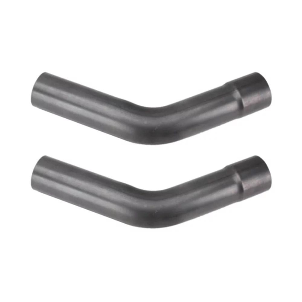 mild steel mandrel bend exhaust elbow pipe 45 degree 3 inch walmart com
