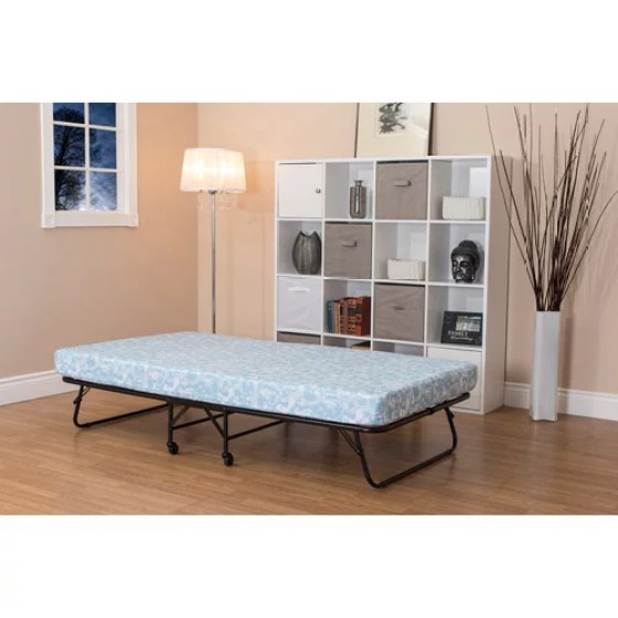 Dorel Home Folding Guest Bed With 5 Mattress Twin