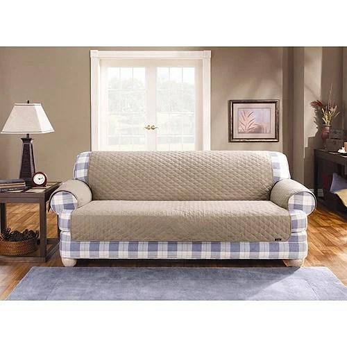 Cotton Duck Claret Furniture Friend - Sofa