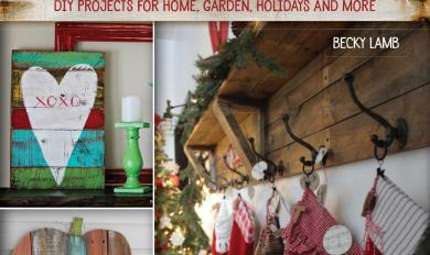 10 Pallet Repurpose Projects For Christmas Wooden Thing