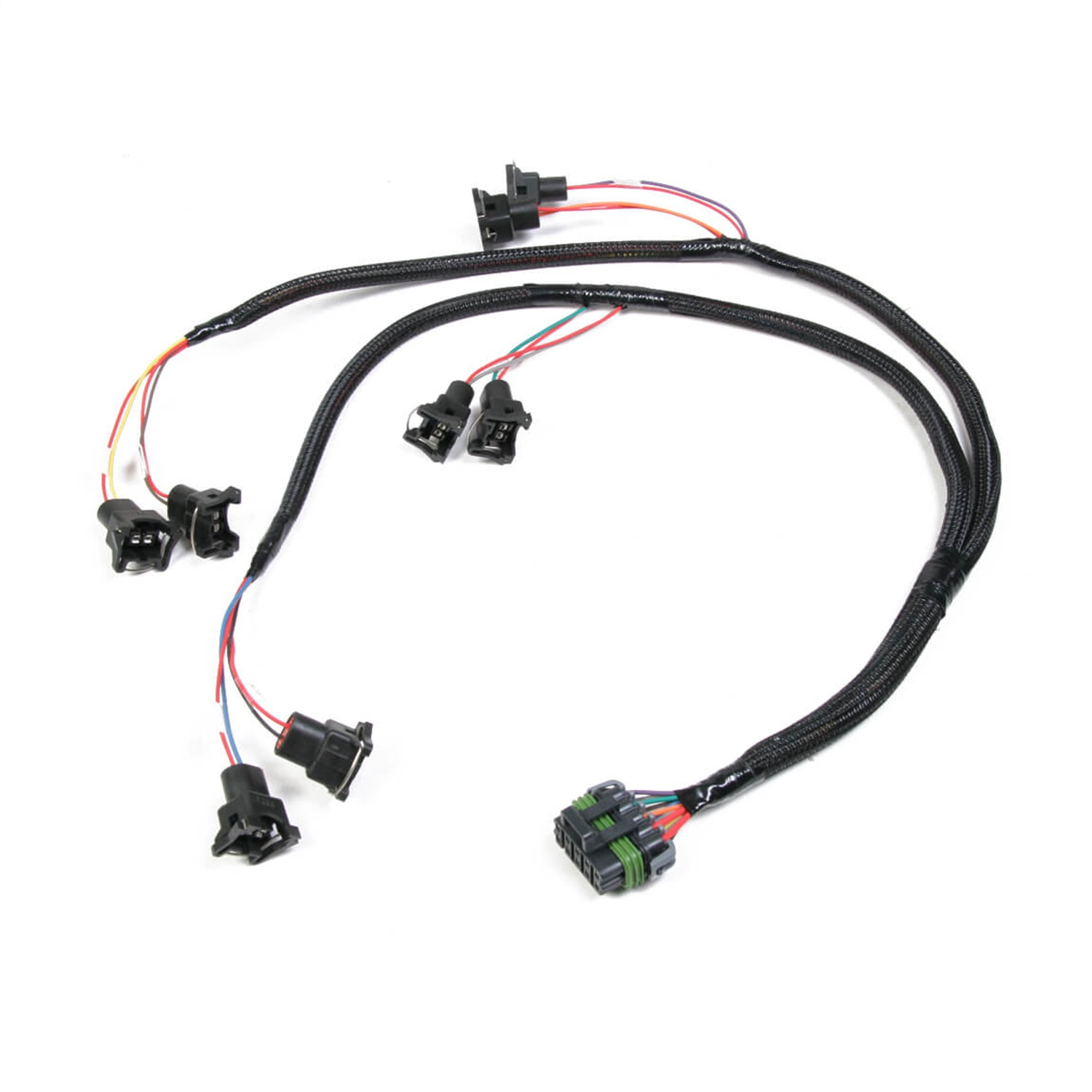 Holley Efi 558 200 Fuel Injection Harness