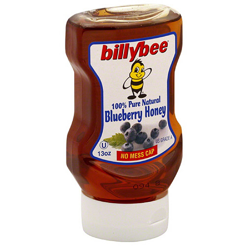 Billy Bee 100 Pure Blueberry Honey 13 Walmartcom