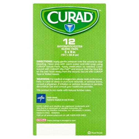 Curad Web site-Pad Submit-Surgical Dressings, 12 depend 1d19096b 3631 4b6c 9e63 6c6afbd9788e 1
