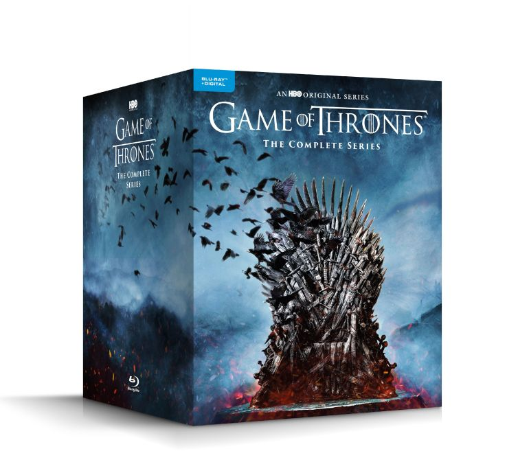 Game Of Thrones: The Complete Series (Blu-ray + Digital Copy)