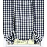 Woven Trends Farmhouse Curtains Kitchen Decor Buffalo Plaid Shades Classic Country Plaid Gingham Checkered Design Farmhouse Decor Window Curtain Treatments Walmart Com Walmart Com
