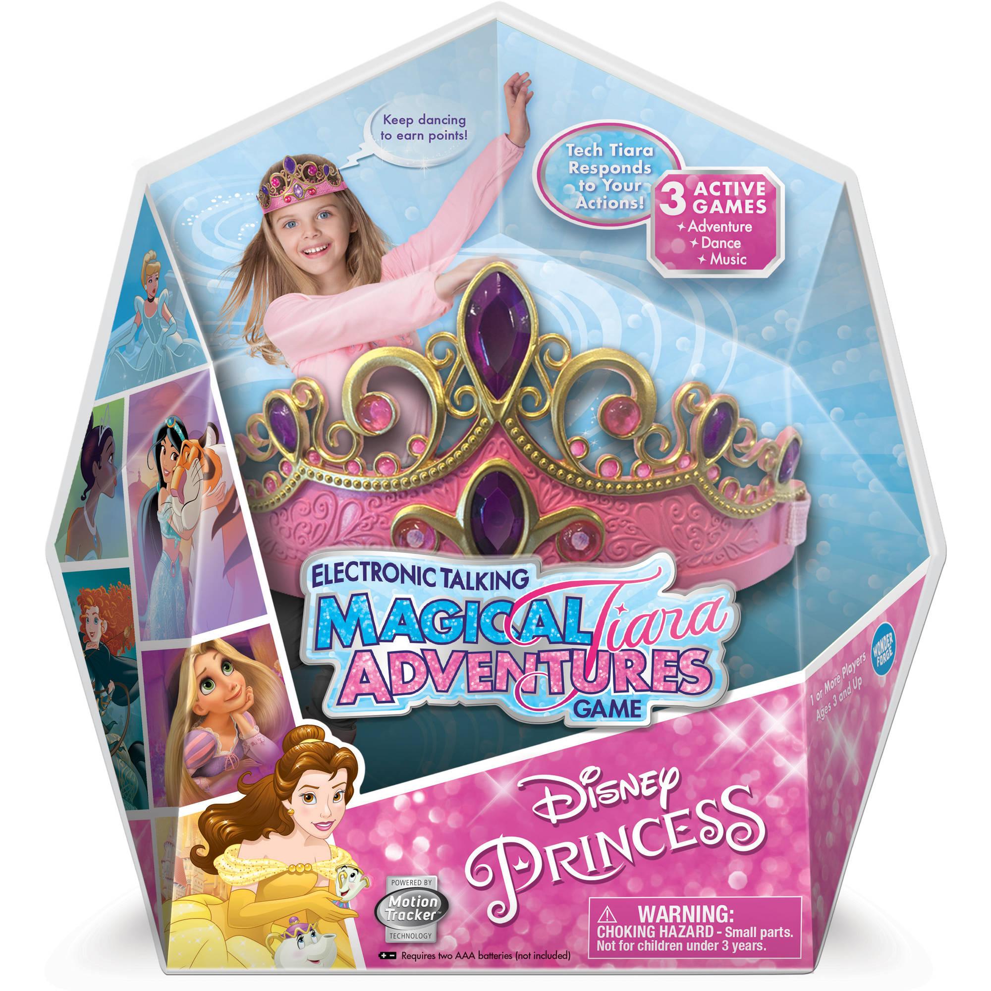 Disney Princess Magical Tiara Adventures Game - Walmart.com