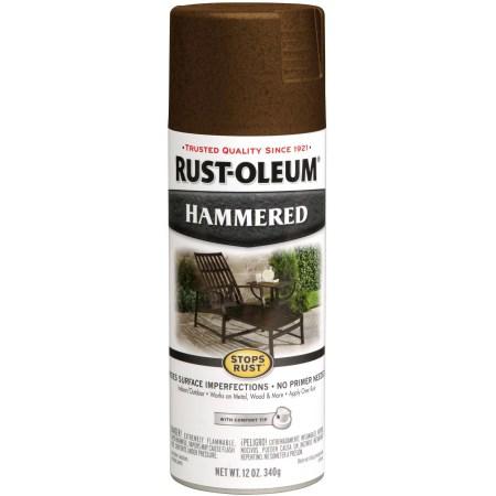 Rust Oleum Hammered Spray Paint