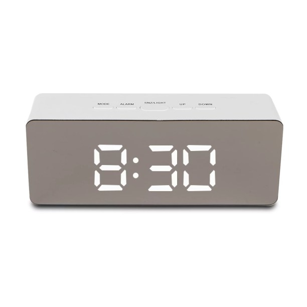 Tsv Alarm Clock Large Digital Led