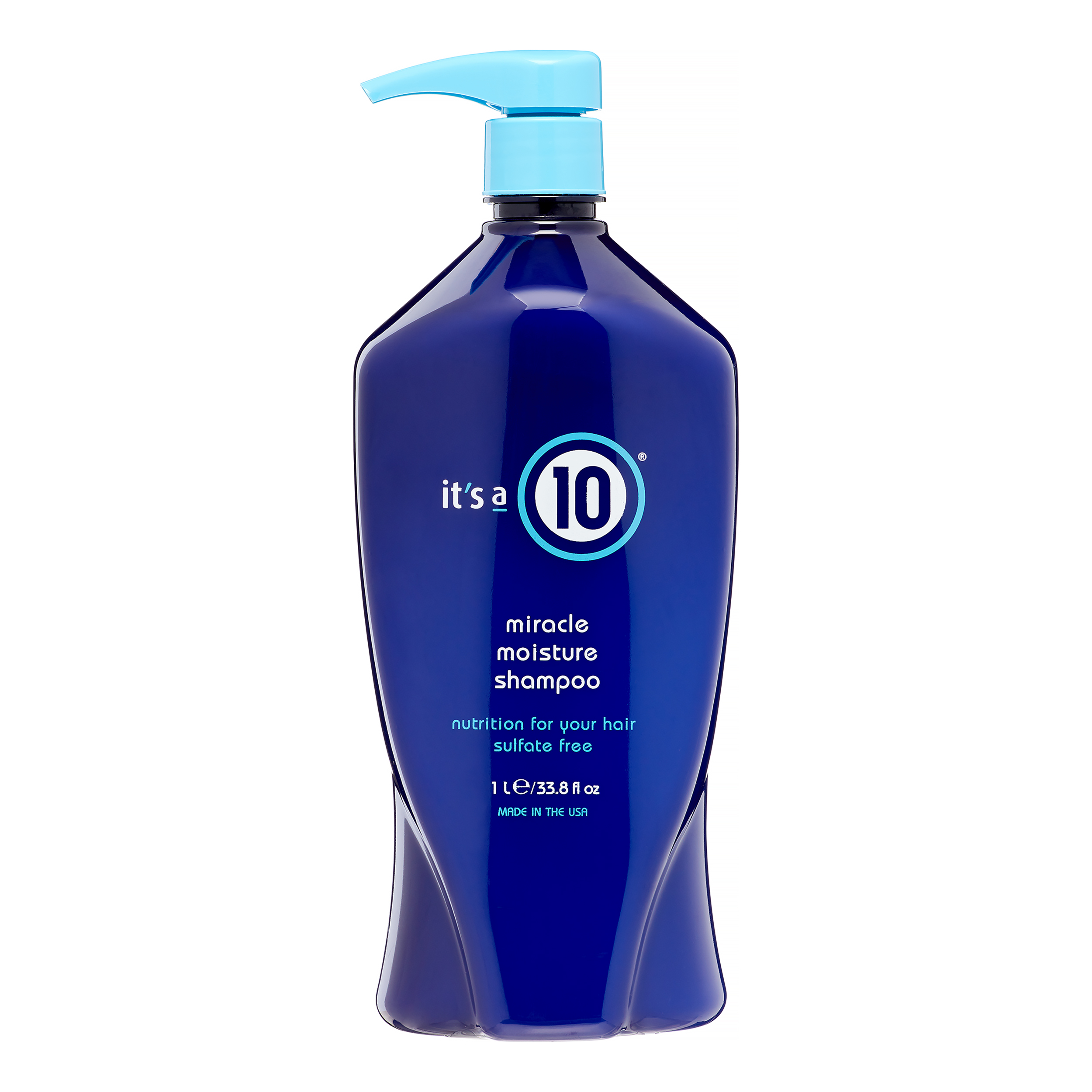 It's A 10 Miracle Moisture Shampoo, 33.8 Fl Oz