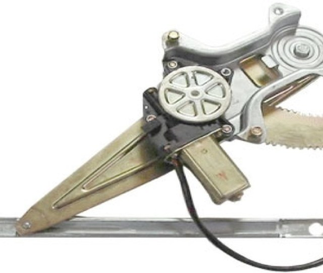 Replacement Rear Driver Side Window Regulator For 98 02 Honda Accord 72751s84a01