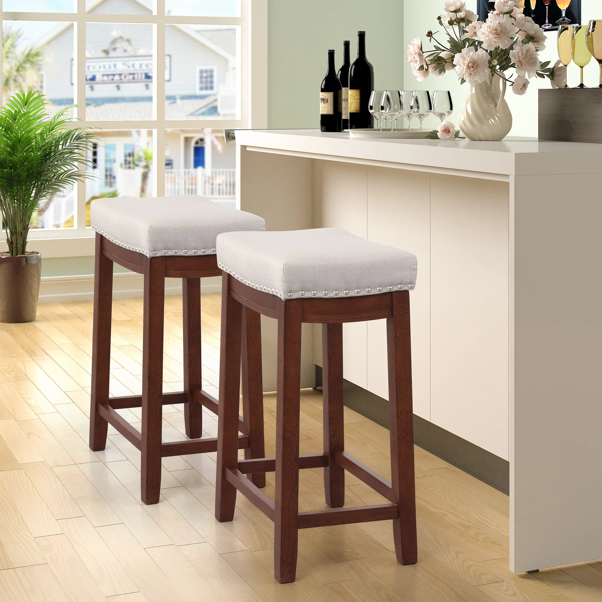 clearance outdoor patio bar stools set of 2 24 quot counter on Outdoor Patio Bar Stools Clearance id=73647