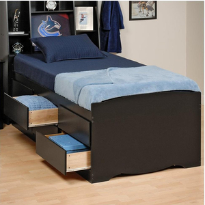 captain s bed