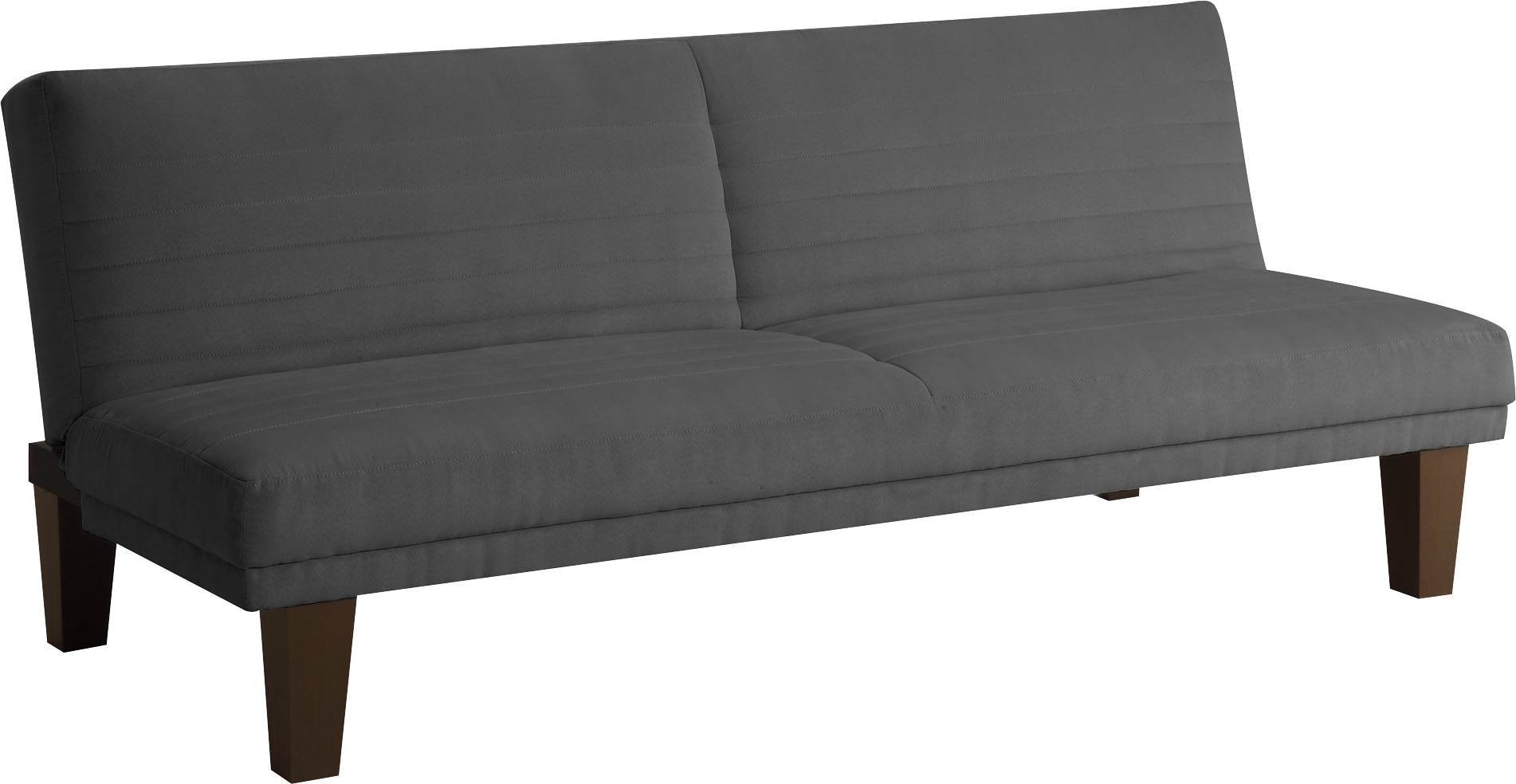 dhp dillan convertible futon couch multiple colors