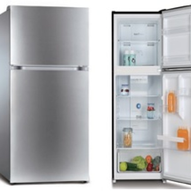 Rca 10 Cu Ft Top Freezer Apartment