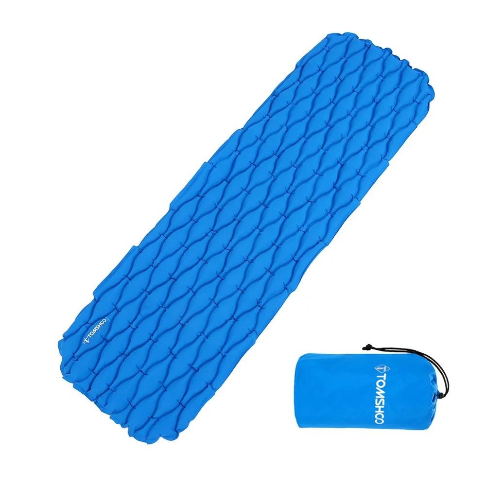 sleeping pads mats blue walmart com
