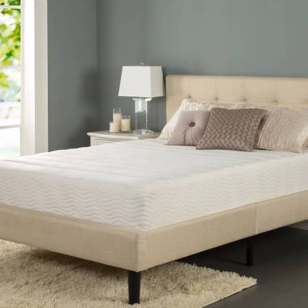 Spa Sensations 10 Memory Foam And Spring Hybrid Mattress Multiple Sizes
