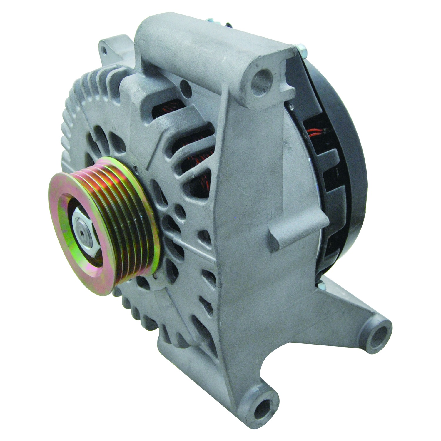 NEW Alternator Fits 05 06 07 Ford Five Hundred Freestyle Mercury Montego 30L 5F9Z10346Aa 2