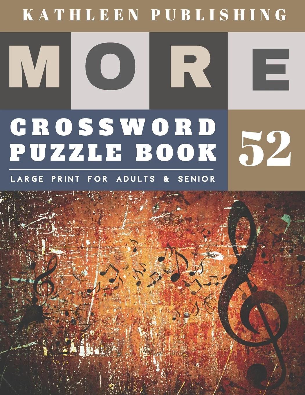 Crossword Books Quick Large Print Crossword Puzzle Books