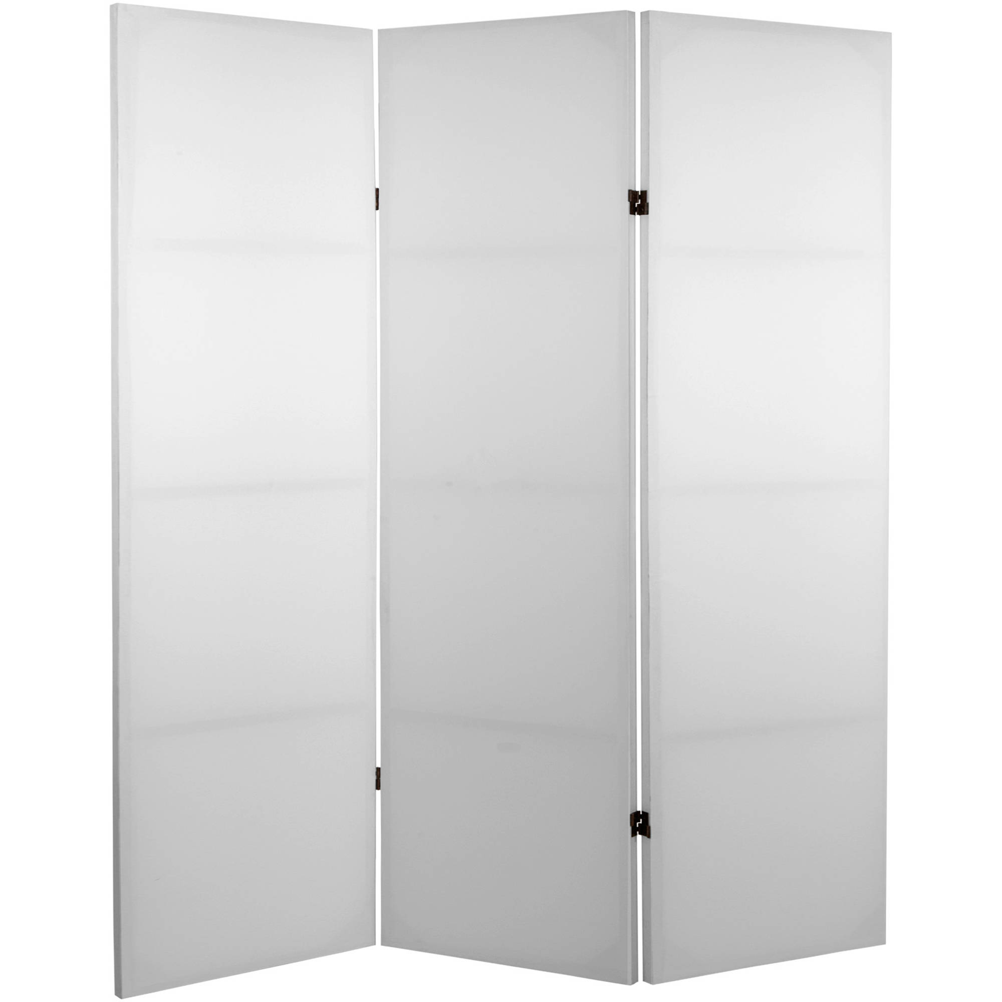 oriental furniture 6 ft tall do it yourself canvas room divider white 6 panel