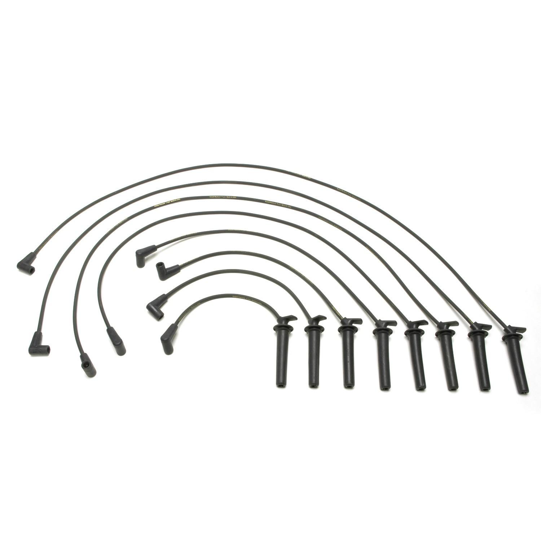 Spark Plug Wire Set Xs For Cadillac Allante Cadillac