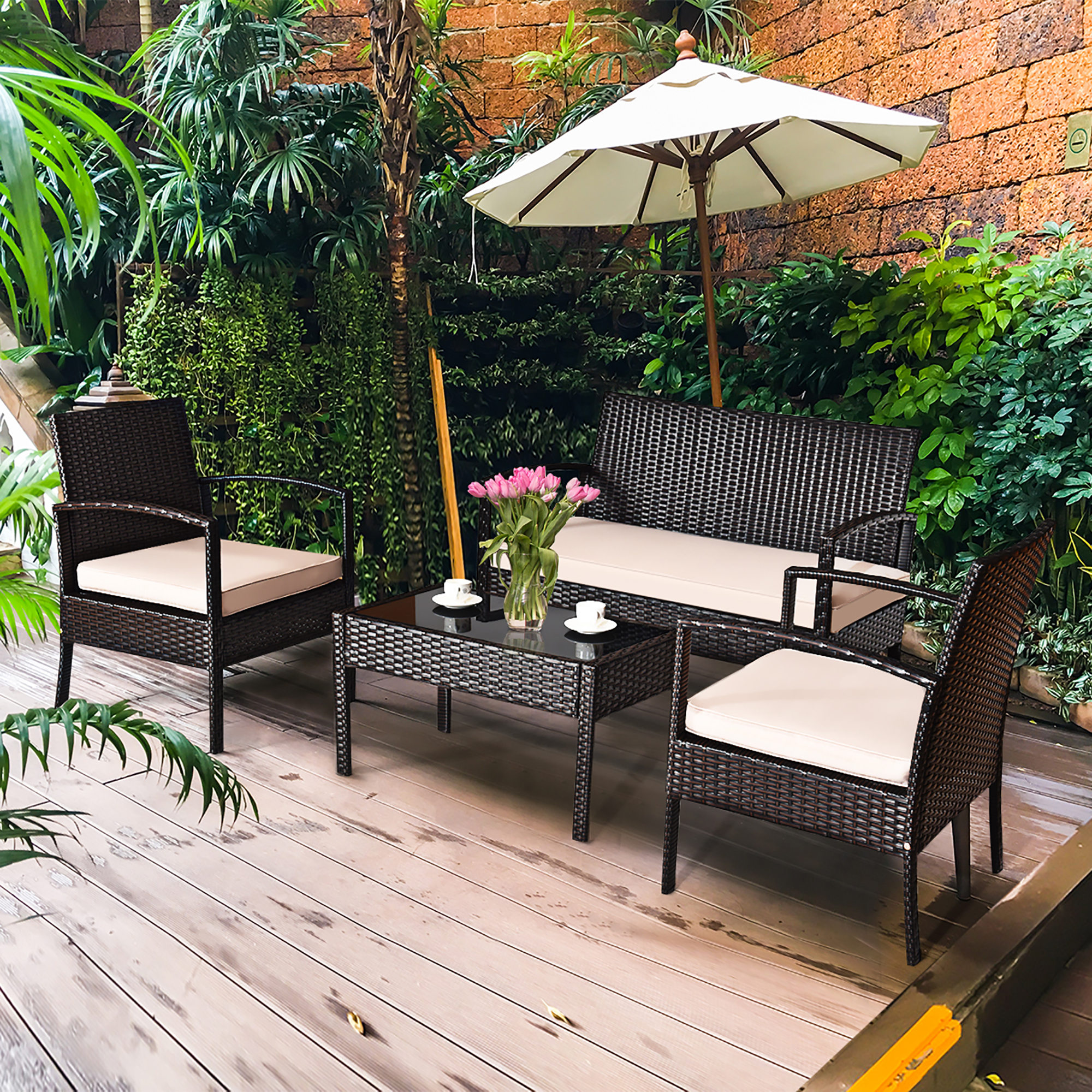 patio sets walmart com