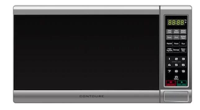 contoure rv 787s microwave oven
