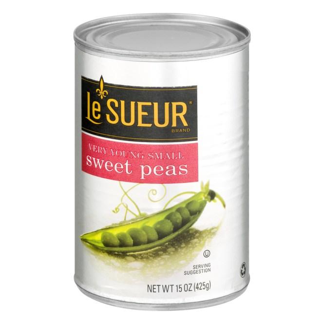 Decor Garden Peas