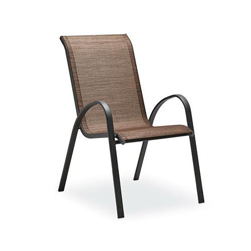 Courtyard Creations Kts666hn Verona Sling Stacking Chair