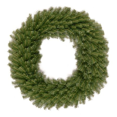 National Tree 48 Norwood Fir Wreath With 200 Clear Lights Com