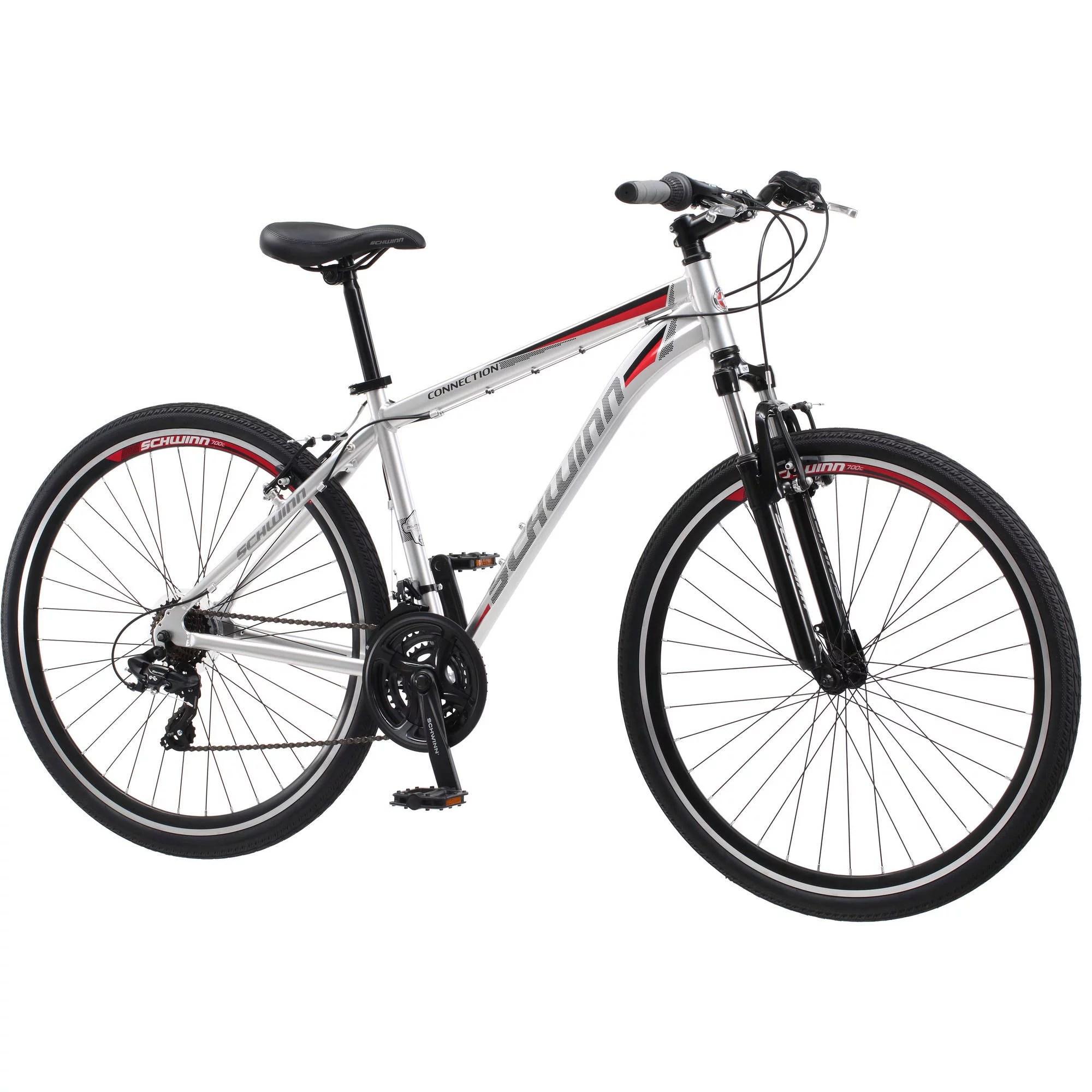 Sports Bike For Men Multi Use White Outdoor Adjustable