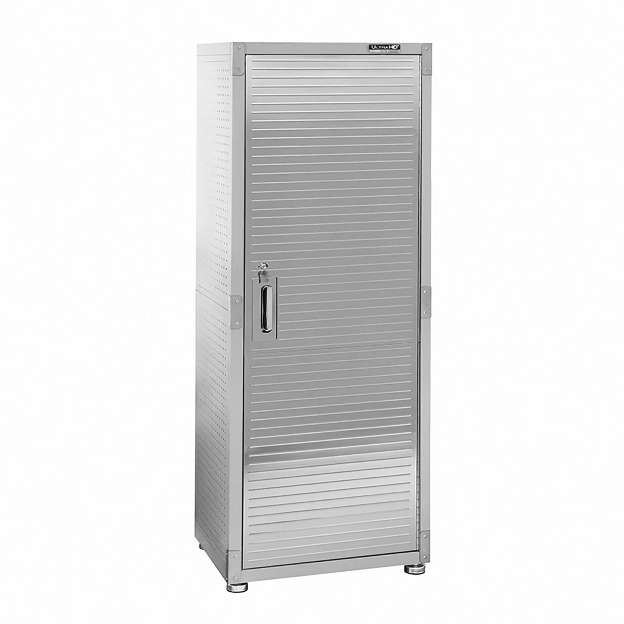 seville classics ultrahd commercial heavy duty tall storage cabinet