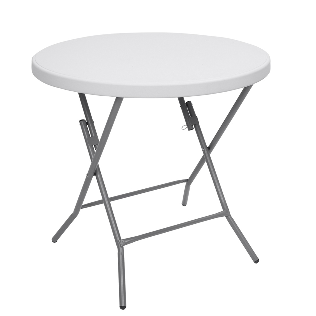 robot gxg round folding table outdoor patio table 32 inch round folding table folding patio round bar dining table indoor outdoor steel party