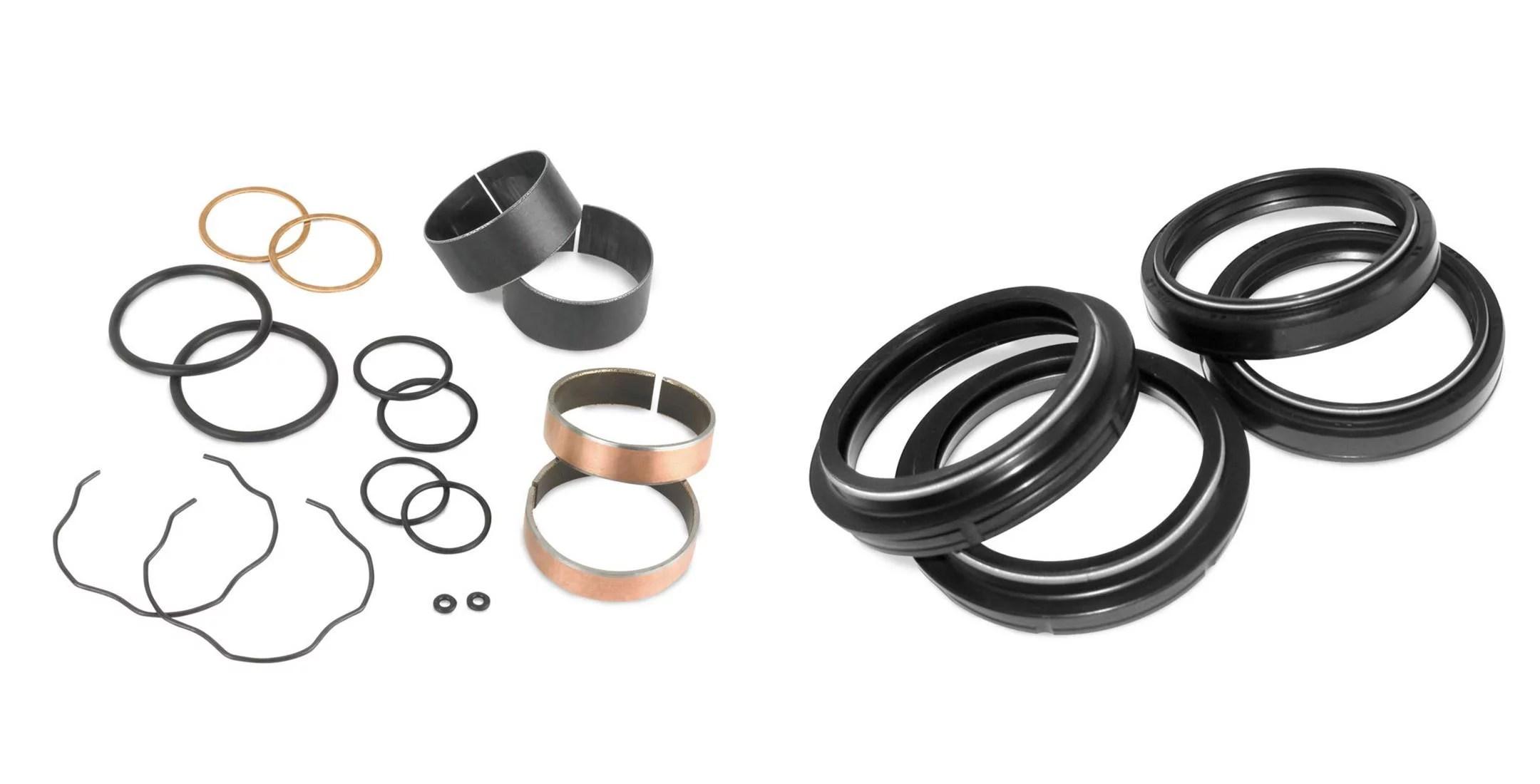 Msr Fork Bushing With Oil Amp Dust Seals Kit For Honda