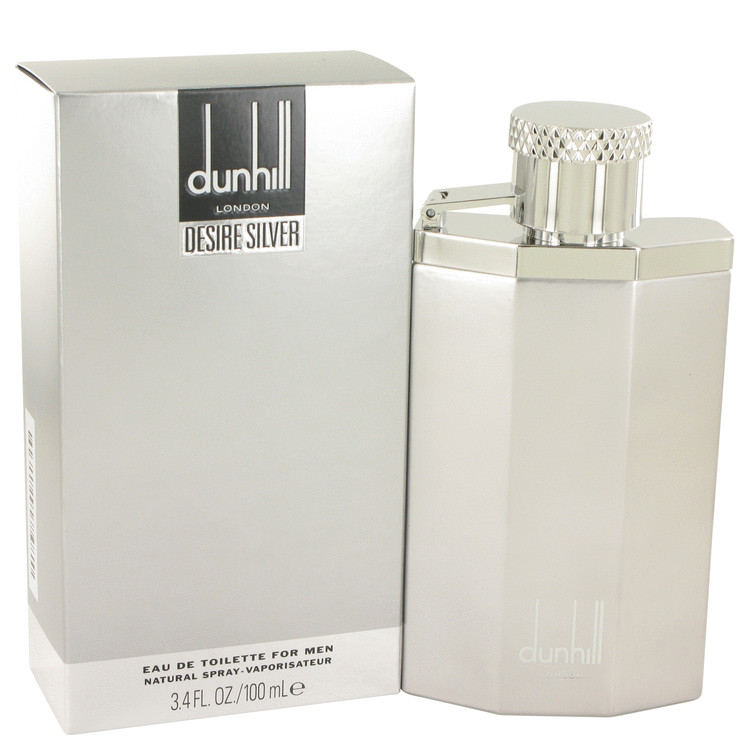desire silver london by alfred dunhill eau de toilette spray 3 4 oz walmart com