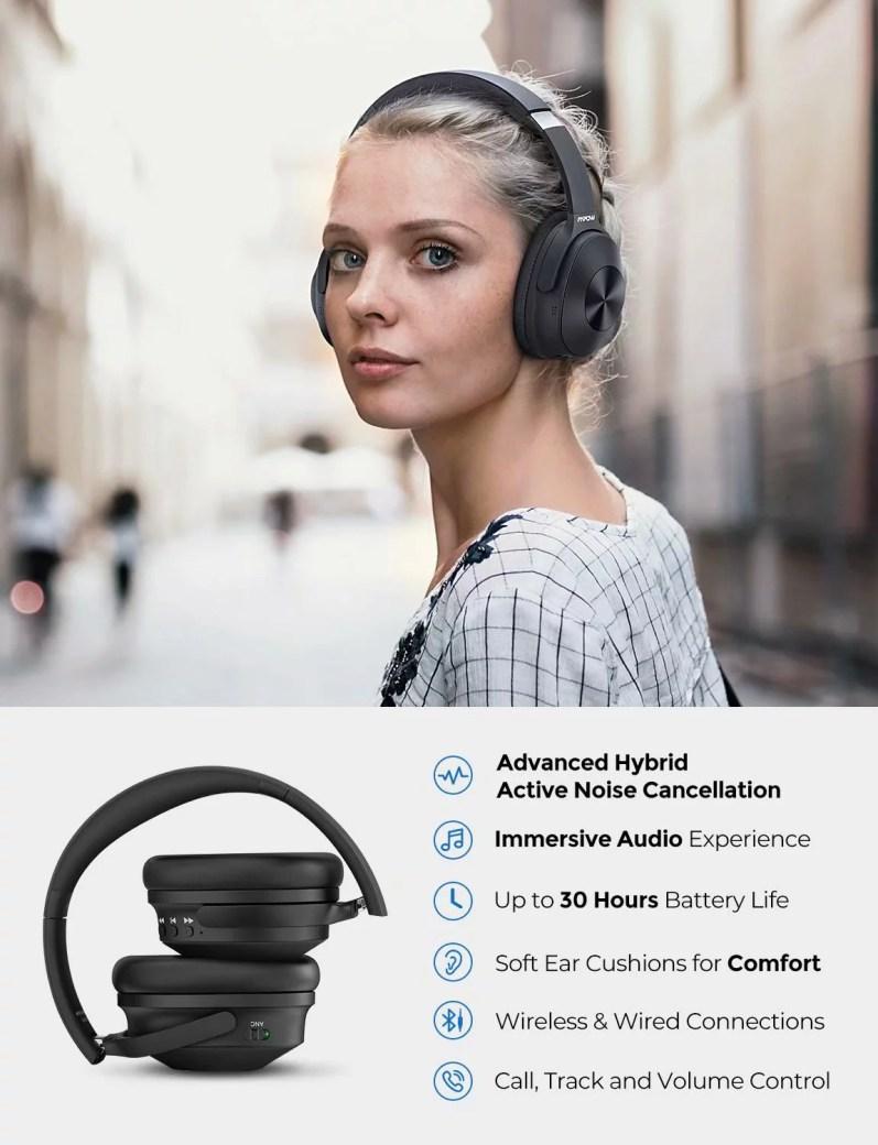 mpow h12 headphones 3
