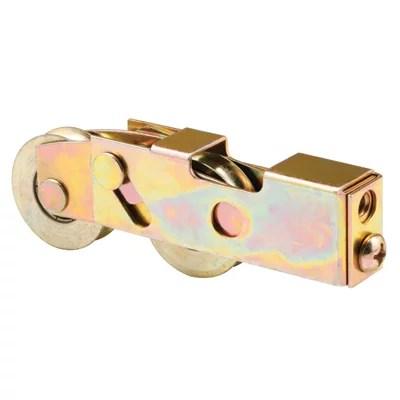 https www walmart com ip crl d1858 1 1 4 tandem steel sliding glass door rollers with 11 16 wide housing for keller doors 396167735