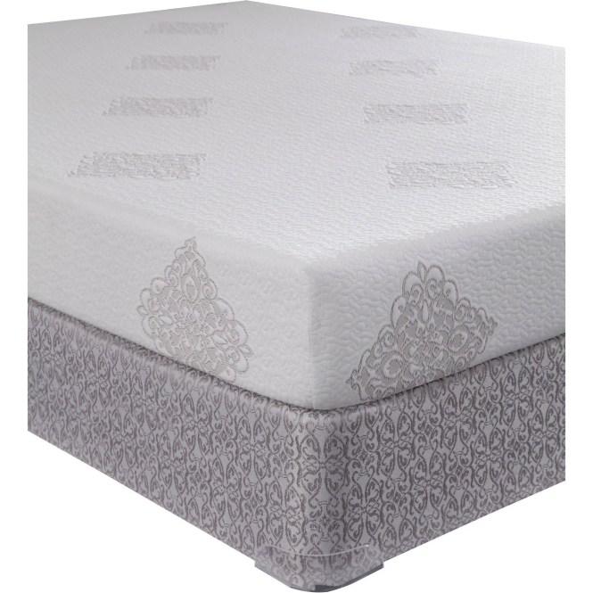 Sealy Comfort Series Memory Foam Boca Breeze Mattress Multiple Sizes
