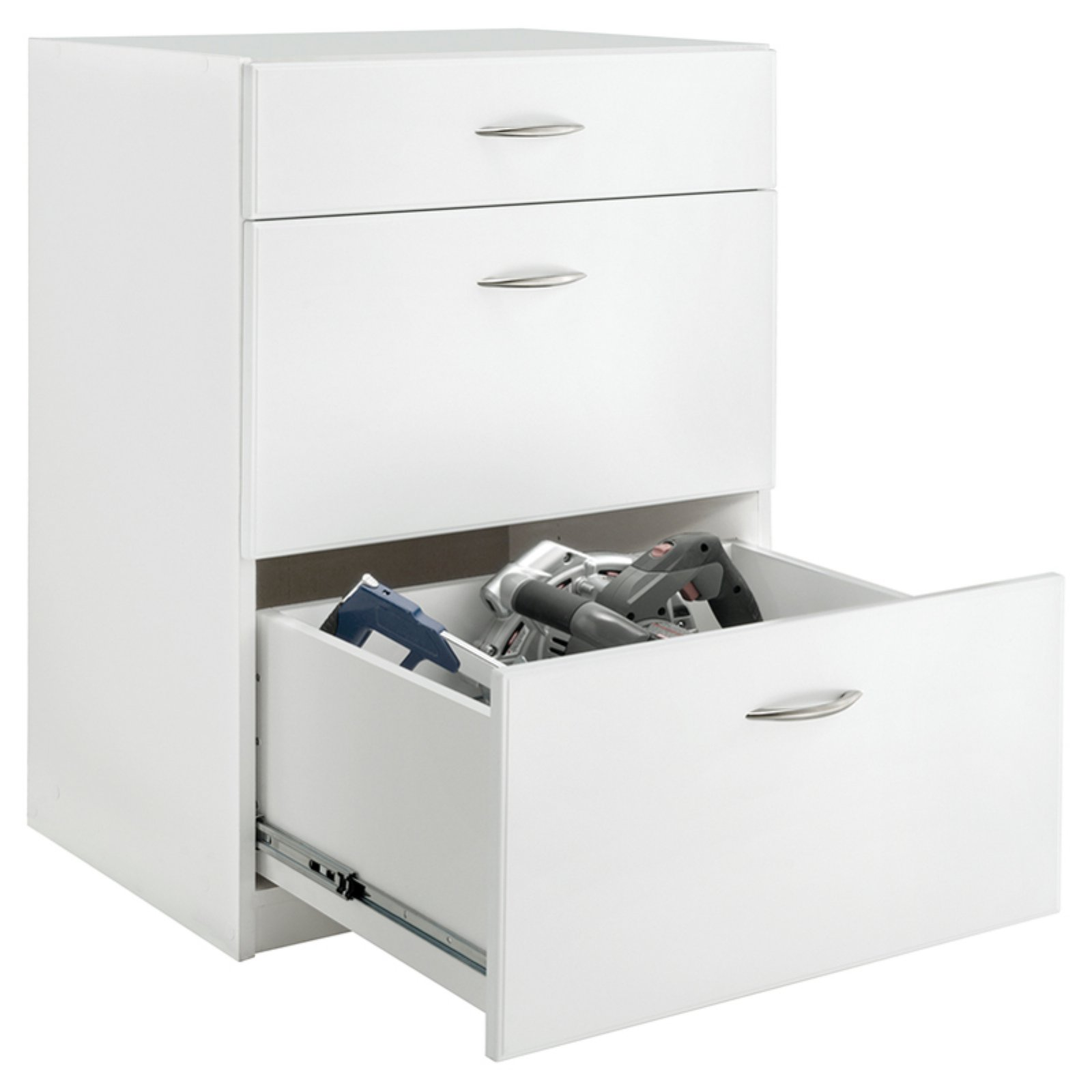 Closetmaid Dimensions 3 Drawer Base Cabinet Walmart Com Walmart Com