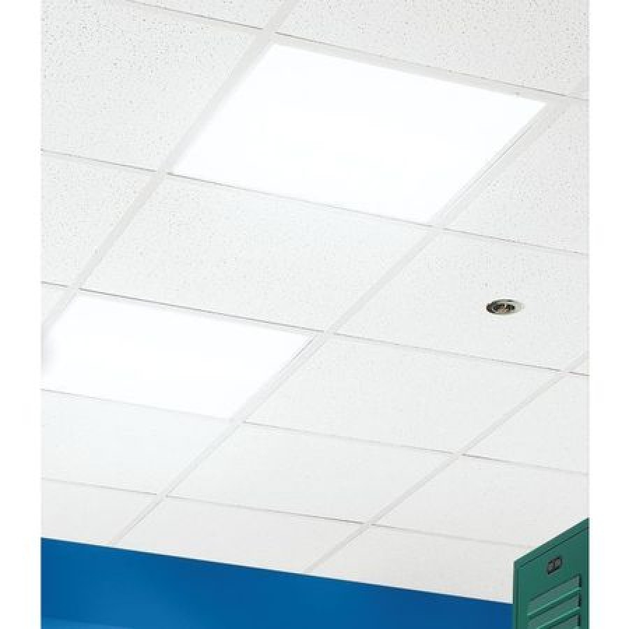 armstrong 605c ceramaguard ceiling tile 24 in w x 48 in l pk6