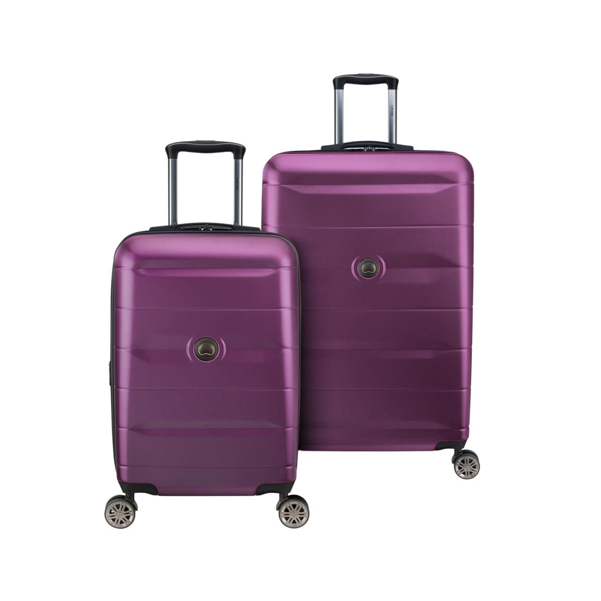 "Delsey Paris Comete 2.0 2-Piece Luggage Set (21"" & 28"")"