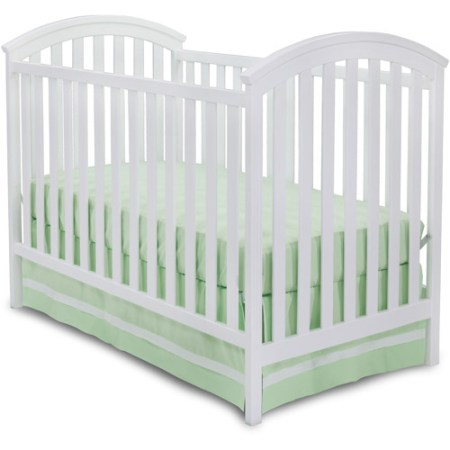 Delta Children S Products Arbour 3 In 1 Fixed Side Convertible Crib Choose