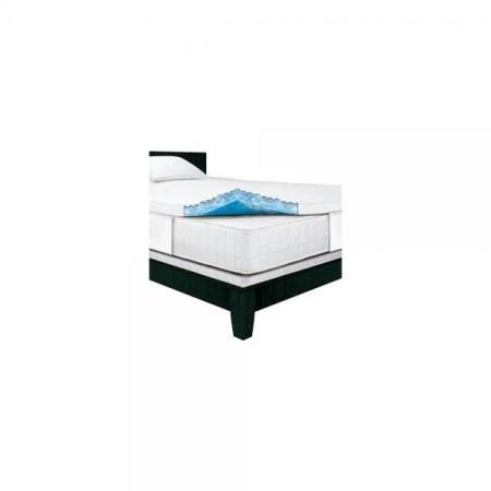 Serta Rest 3 Inch King Gel Memory Foam Mattress Topper 80 X 76