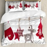 Christmas King Size Pillow Shams Online