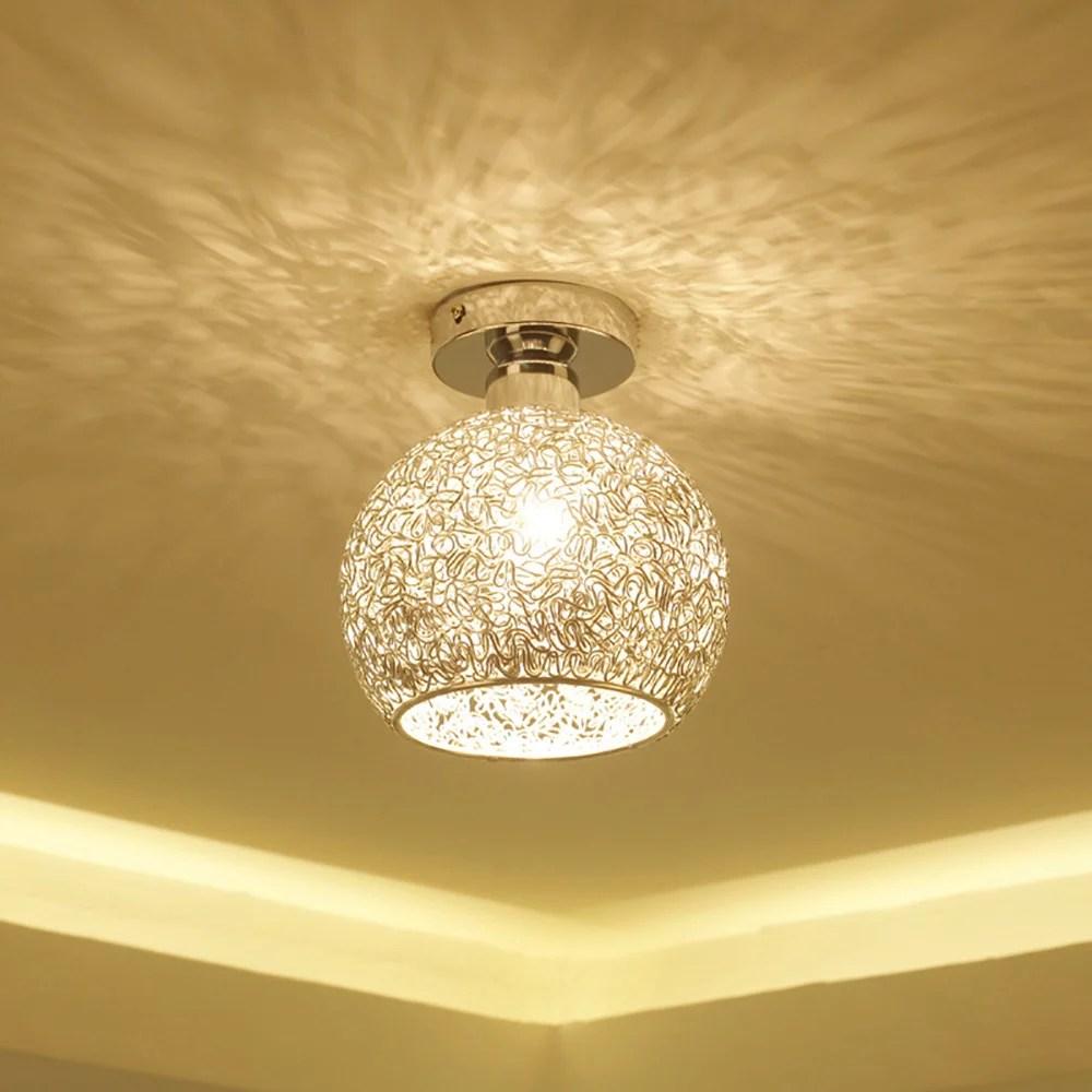matoen modern ceiling lighting flushmount light fixture for bedroom bathroom